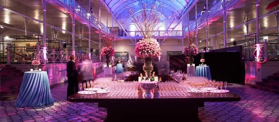 Amazing venues for gala events